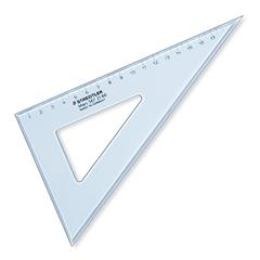 Trokut Staedtler, 60/30°, 21 cm, plavi