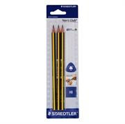 Grafit olovka Staedtler Triplus Slim, HB, 2 komada