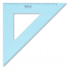 Trokut Staedtler 45°, 31 cm, plavi