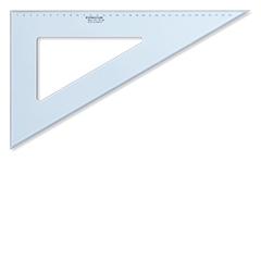 Trokut Staedtler, 60/30°, 36 cm, plavi