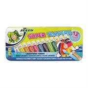 Set tempera Jolly Super Tempera, 12 komada