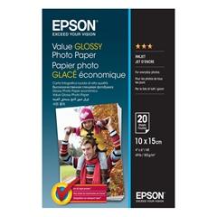 Foto papir Epson C13S400037, 10 x 15 cm, 20 listova, 183 grama