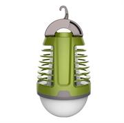 Fenjer za uništavanje insekata + LED svjetlo, ugrađena LI-ON baterija