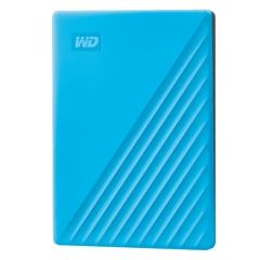 Vanjski disk WD My Passport 2019, 4 TB, plava