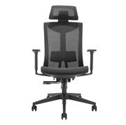 Uredska stolica UVI Chair Focus, crna