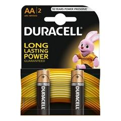 Baterija Duracell AA-LR6, 2 komada