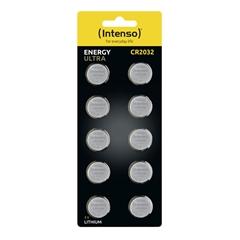 Baterija Intenso CR2032, 3V, 10 komada
