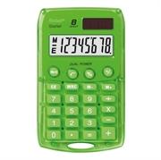 Džepni kalkulator Rebell Starlet BX, zeleni
