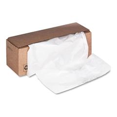Vrećice za uništavač papira, 110 - 130 L, 50 komada