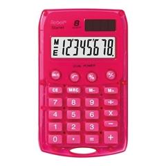 Džepni kalkulator Rebell Starlet BX, roza