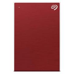 Vanjski disk Seagate Backup Plus Slim, 2 TB, crvena