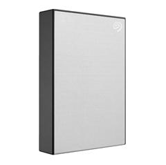 Vanjski disk Seagate Backup Plus Slim, 4 TB, srebrna