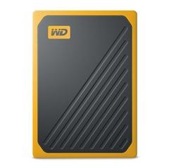 Vanjski SSD disk WD My Passport Go, 500 GB, narančasta