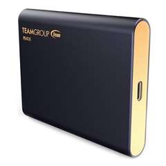 Vanjski disk Teamgroup PD400 SSD, 240 GB
