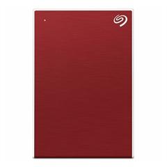 Vanjski disk Seagate Backup Plus Slim, 5 TB, crvena