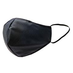 Higijenska periva modna maska, L-XL, crna