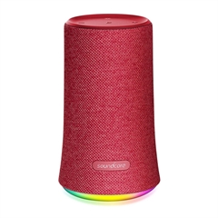 Prijenosni zvučnik Anker Soundcore Flare, Bluetooth, crveni