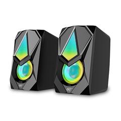 Zvučnici Havit s LED osvjetljenjem