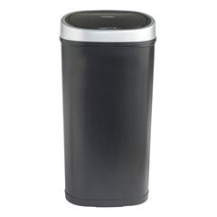 Koš za otpatke VonHaus, crn, 50 L - s automatskim otvaranjem i zatvaranjem