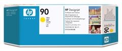 Glava za tisak i sredstvo za čišćenje HP C5057A, nr.90 (žuta), original