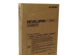 Developer Konica Minolta DV-617 (A1U9760) (žuta), original