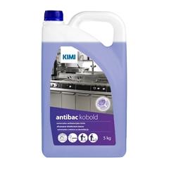 Univerzalno antibakterijsko sredstvo za čišćenje Kimi Antibac Kobold, 5 L