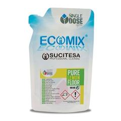 Sredstvo za čišćenje poda Sucitesa EcoMIX Lemon Floor, 100 ml