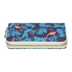 Ženski novčanik, mali, flamingo