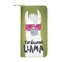 Ženski novčanik, veliki, drama lama
