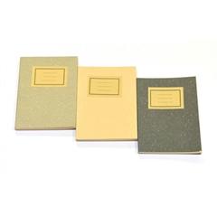Bilježnica Retro, 90 x 125 mm, na crte, 50 listova
