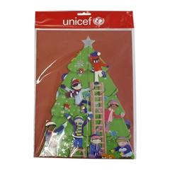 Čestitke UNICEF Adventski kalendar