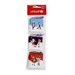 Čestitke UNICEF, male, 15 komada