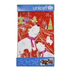 Čestitke UNICEF Medvjed, 10 komada