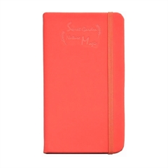 Bilježnica s gumico Garden Red, 70 listova