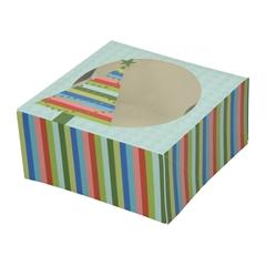 Poklon kartonska kutija za kolačiće