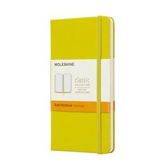 Bilježnica Moleskine Class PKT tvrde korice, žuta - na crte
