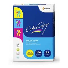 Fotokopirni papir Mondi Color copy, A4, 250 listova, 160 g