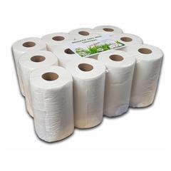 Papirnati ručnici QBO, 2-slojni, 12 role