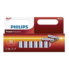 Baterija Philips Power Alkaline AA-LR6, 12 komada