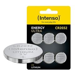 Baterija Intenso CR2032, 3V, 6 komada