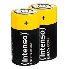 Baterija Intenso D (LR20), 12.000 mAh, 2 komada