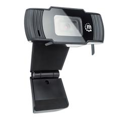 Web kamera Manhattan, črna