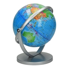 Globus 14 cm, bez svjetla, engleski