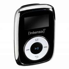 MP3 player Intenso Music Mover, 8 GB, crni