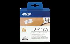 Naljepnice Brother DK-11209, beskrajne, 29 mm x 62 mm, original