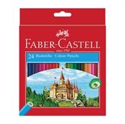 Bojice Faber-Castell, Grad, 24 komada