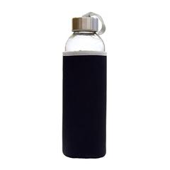 Bočica za vodu Stream, 500 ml, crno siva