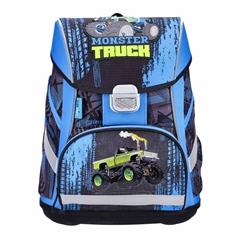 Ergonomska školska torba ABC123 Monster