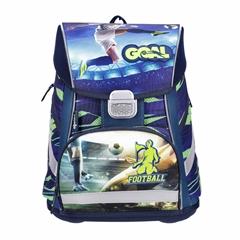Ergonomska školska torba ABC123 Nogomet