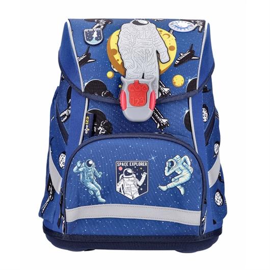 Ergonomska školska torba ABC123 Spaceman